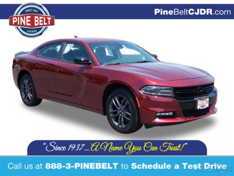 Certified Pre-Owned 2019 Dodge Charger SXT AWD Sedan